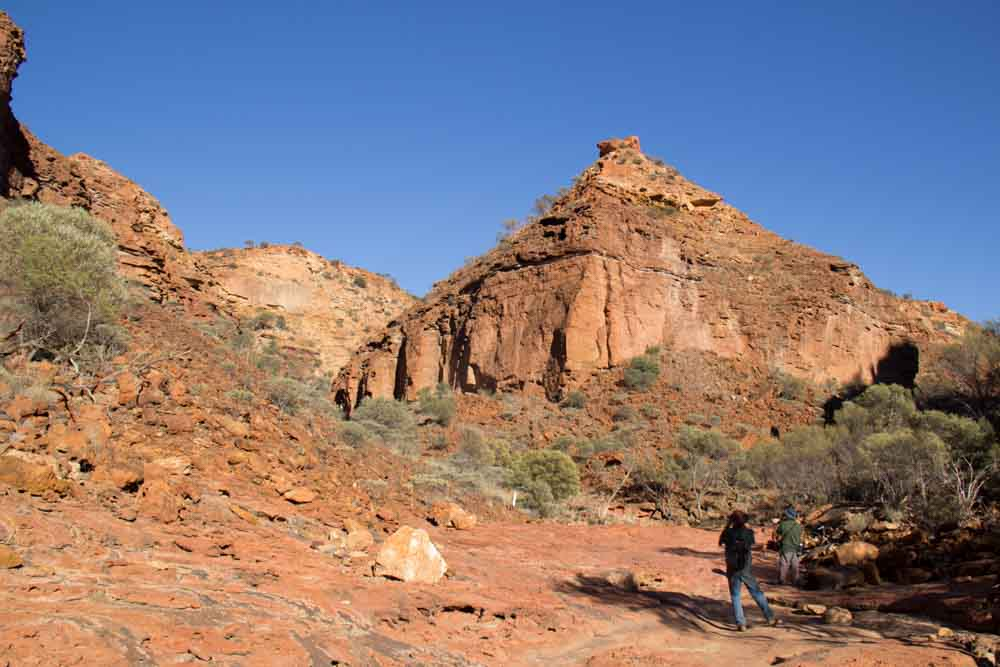 Kennedy Ranges-Temple Gorge