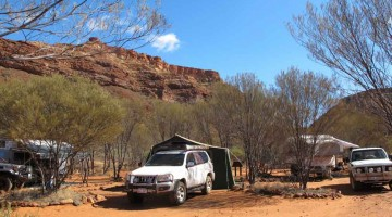 Temple Gorge, Kennedy Ranges, Western Australia