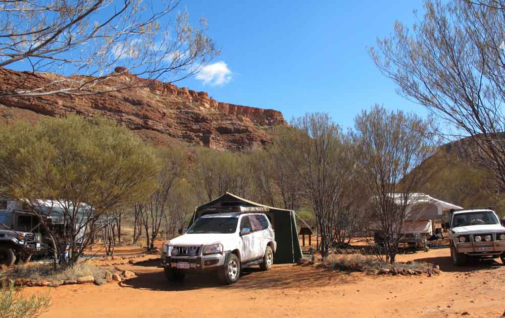 Kennedy Ranges CAMP WA