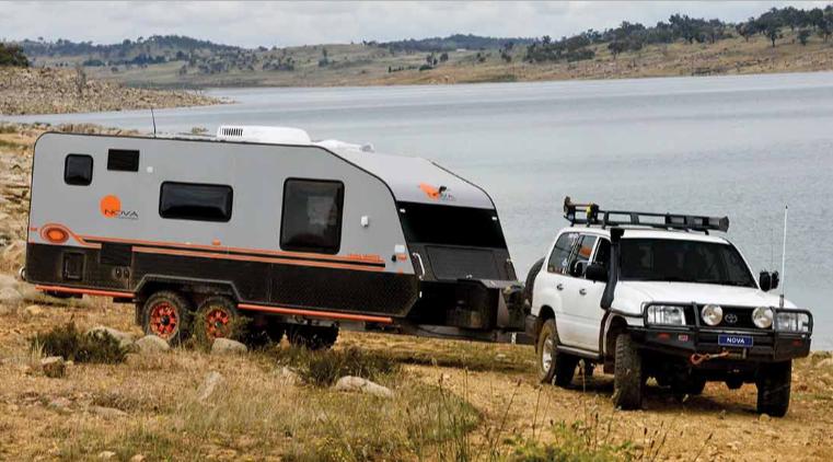 Terra Sportz Nova Caravan