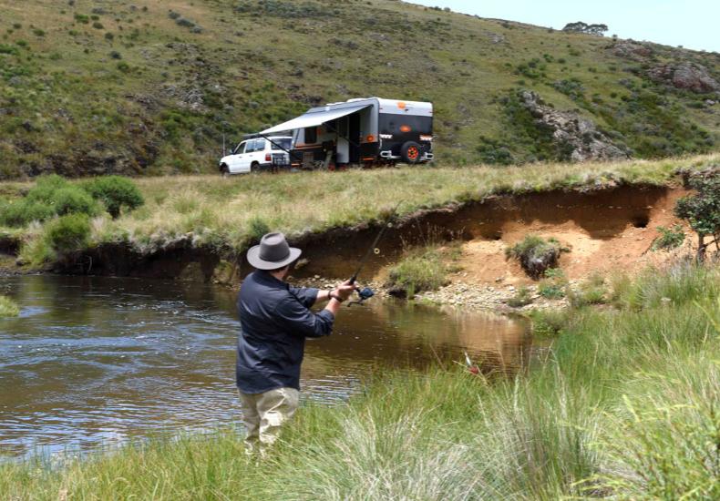 Terra Sportz Nova Caravan - offroad and outback caravan