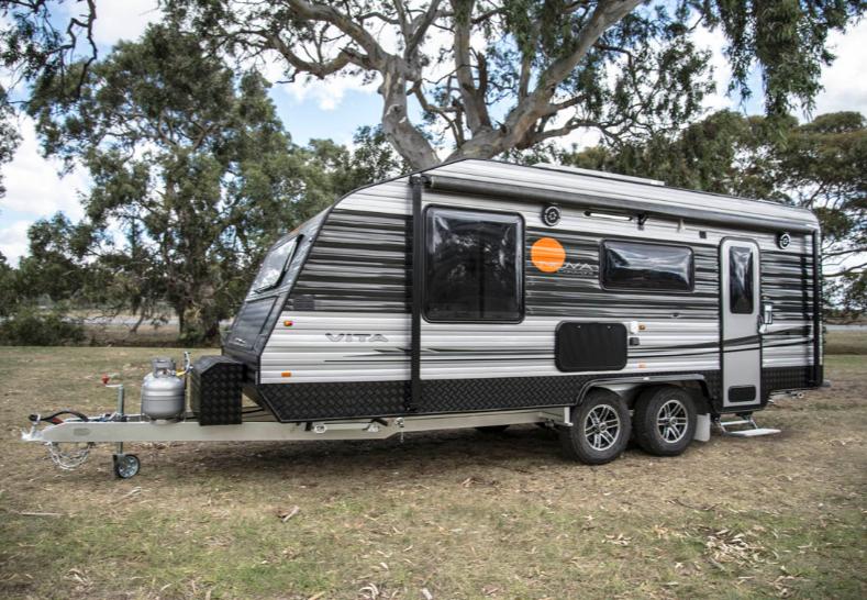 Nova Caravans - On The Road -