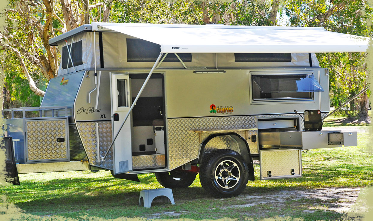 14 ft/XL Camper Trailer