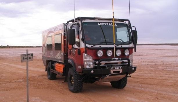 SLR - Bushman 4x4 - Solid sided Pop-Top