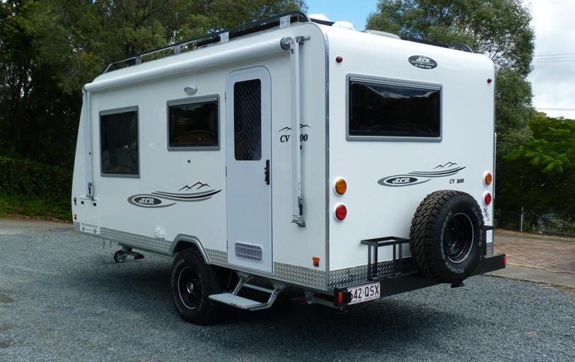 Discoverer 1600 Off Road Caravan