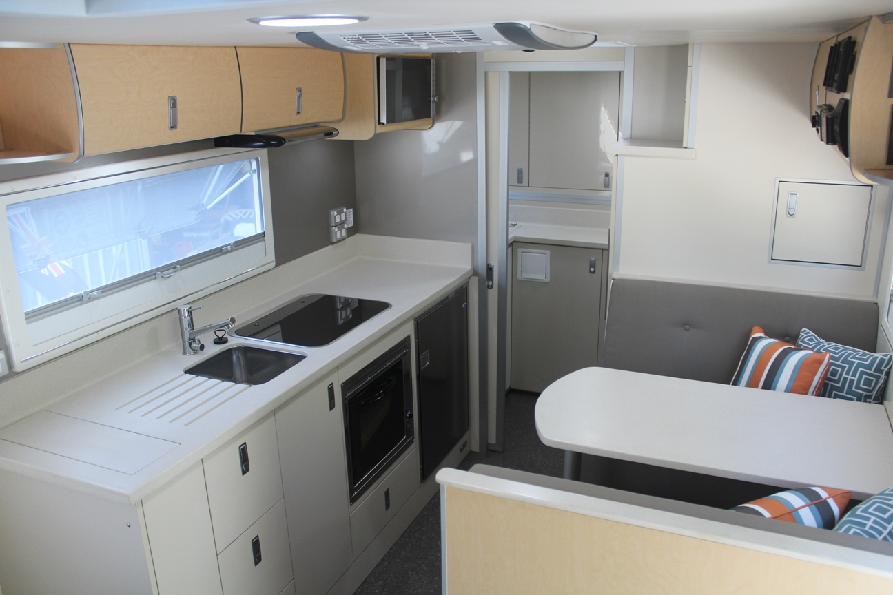 Excellent The Only Caravan Design For Serious Off Road And Luxury Use In Mind