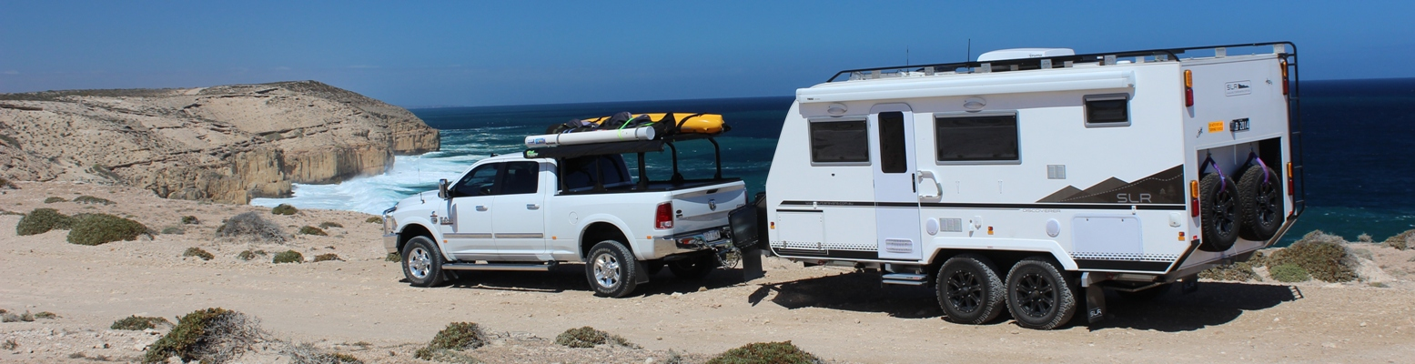 SLR Discoverer 2 - Off Road Caravan