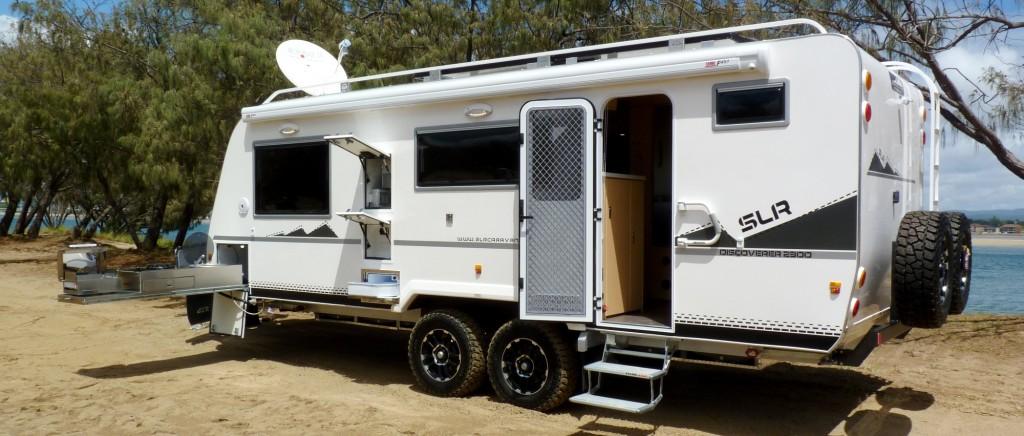 Discoverer 2300 Off Road Caravan