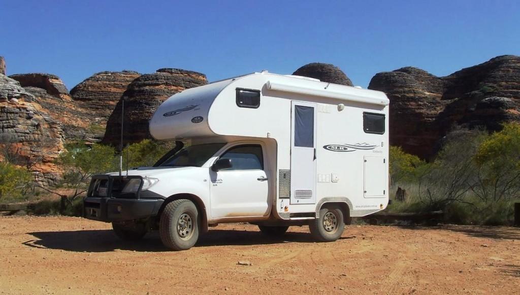 SLR Kimberley 4x4