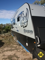 External views of the Rhino