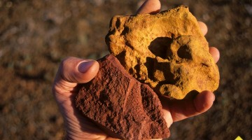 Ancient Mines And A Remarkable Cross Country Trade In Ochre
