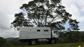 SLR Commander 4×4 Expedition Motorhome