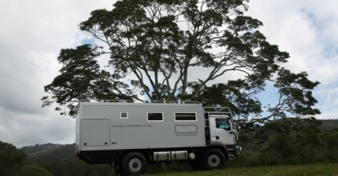 SLR Commander 4×4 Expedition Motorhome