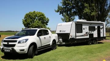 "Essential Caravans 20'6"""