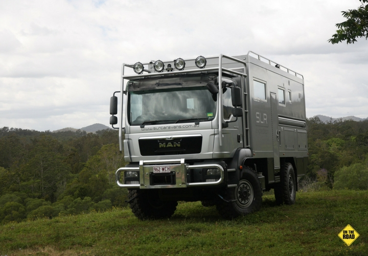 External view of SLR Commander 4x4 Expedition