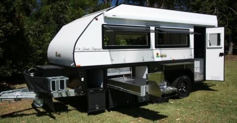 North Coast Campers Titanium 17