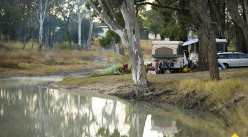 10 Top Free Queensland Camps (that won't rush you on)