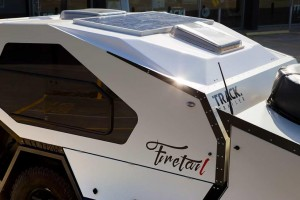 Tvan Firetail New Roof