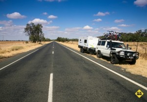 Queensland Van Trip