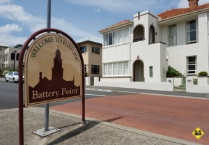 The Battery Point