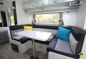 Nova Vita central living space