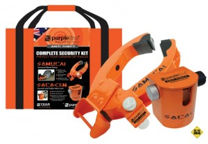 Purple Line's new Complete Security Kit