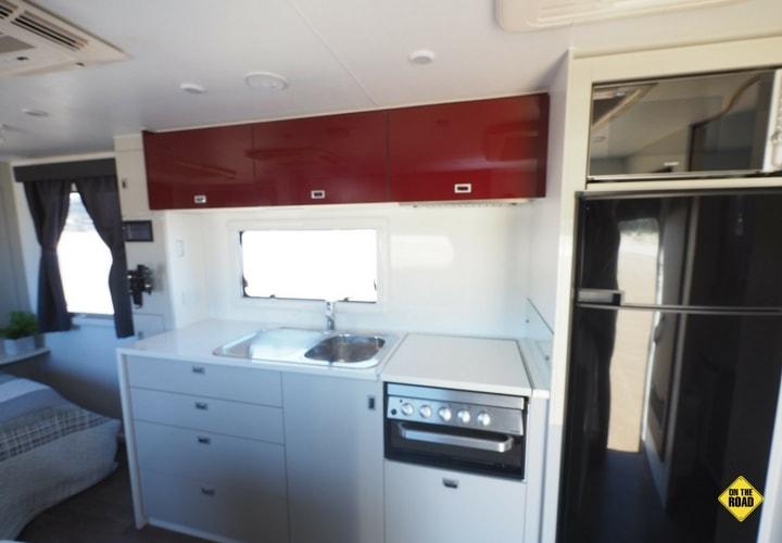 Coromal Pioneer XC 612 kitchen