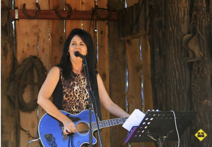 Tania Kernaghan returns to Hartwood