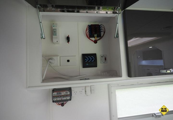 Bushmaster Ironbark electric switch