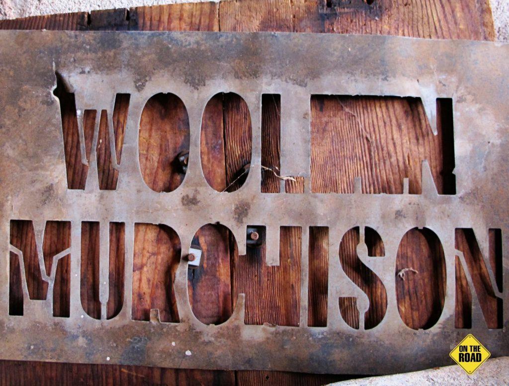 Woolen Murchison