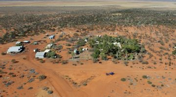 Ecotourism In The Outback