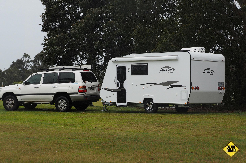 Avan Aspire 499 Bunk Caravan