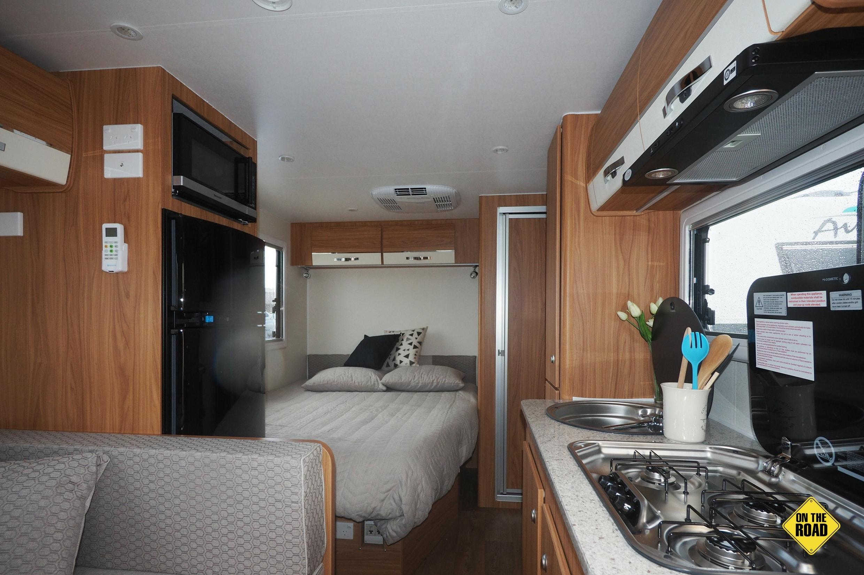 Avan Aspire 499 Bunk Interior