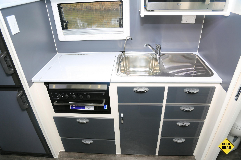Bluegum kitchen