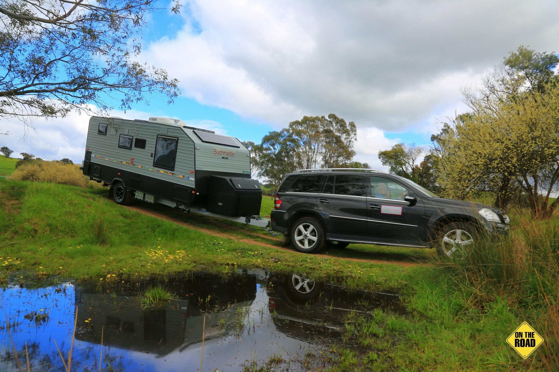 Bluegum offroad Caravan