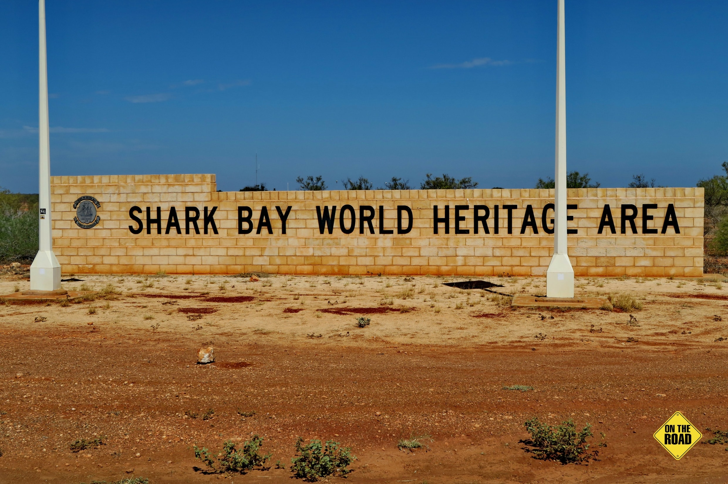 Shark Bay Entrance