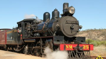 A Great Outback Rail Adventure