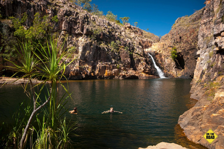 Barramundi Falls, Maguk, Kakadu National Park