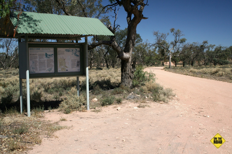 Campsites of the Hattah
