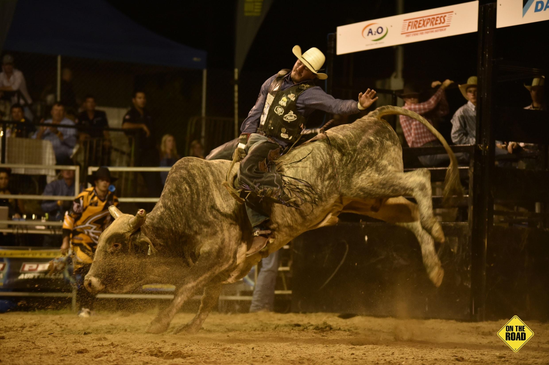 PBR bullride