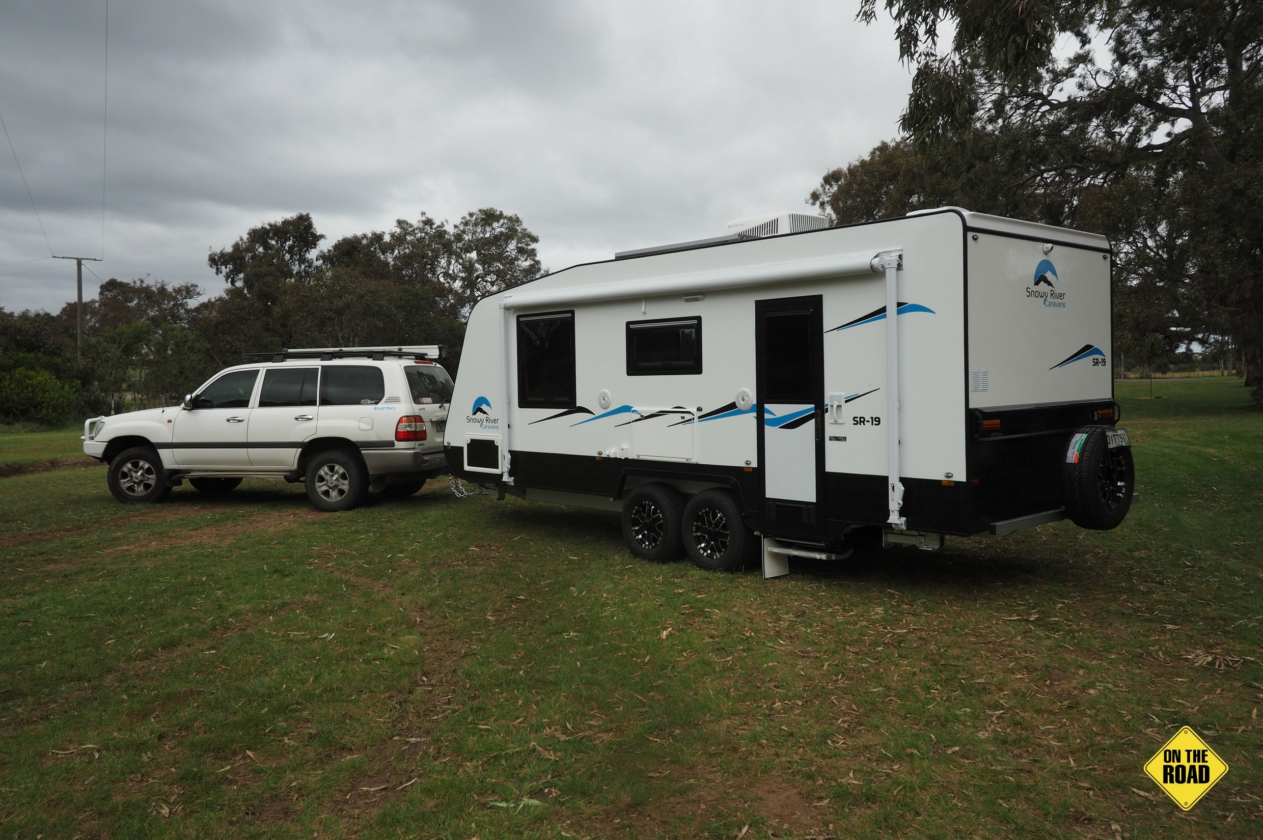 The Van from Snowy River