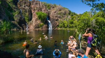 Kakadu vs Litchfield