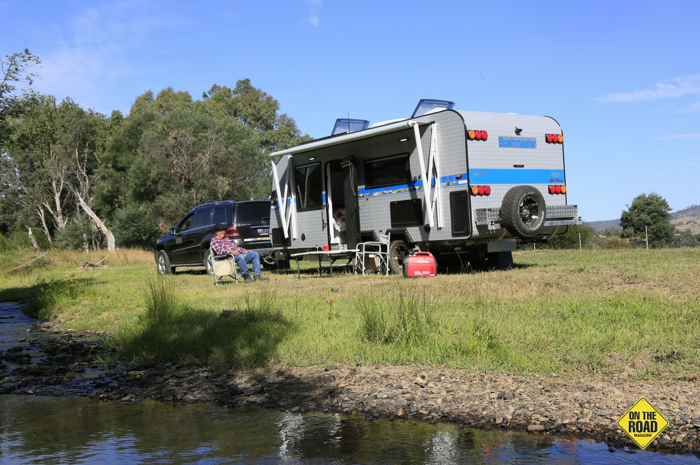 Bushmaster Ironbark camping