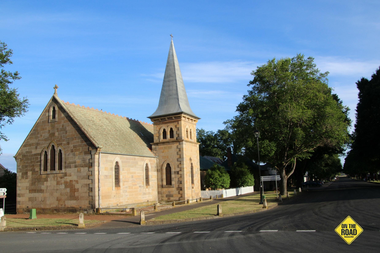 Impressives and stone Catholic Church