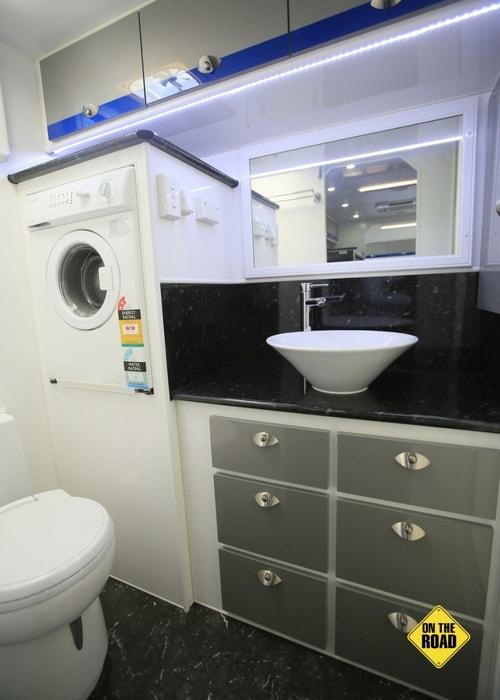 Ironbarks toilet