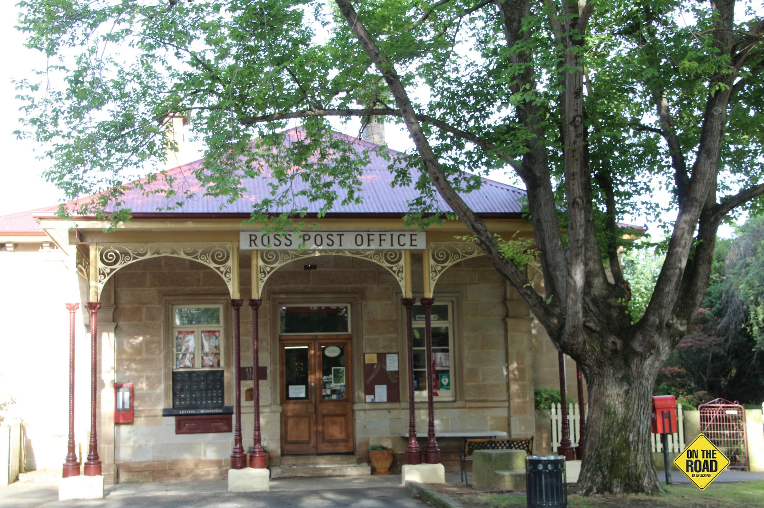 Ross Post Office