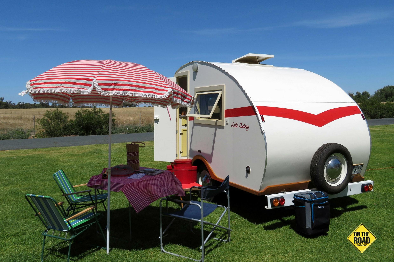 Vintage Van Caravan