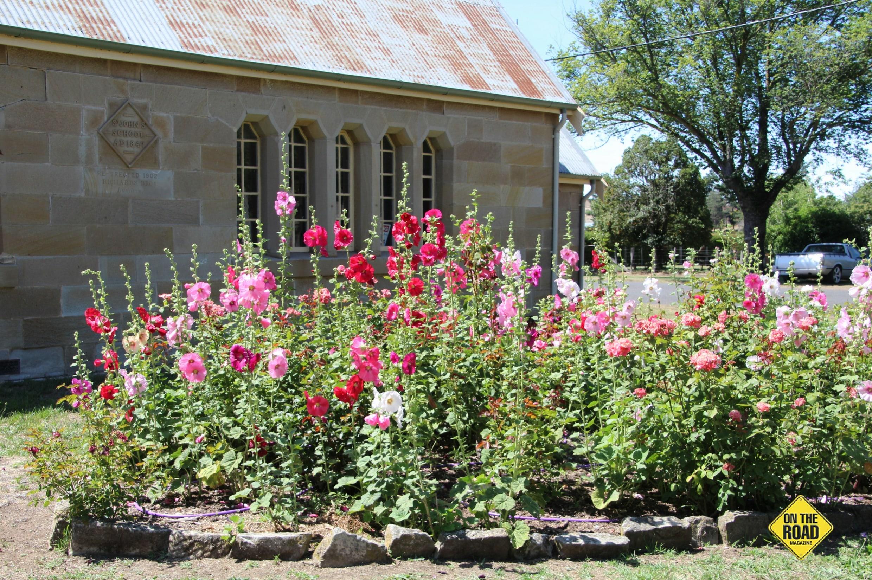 garden at Ross
