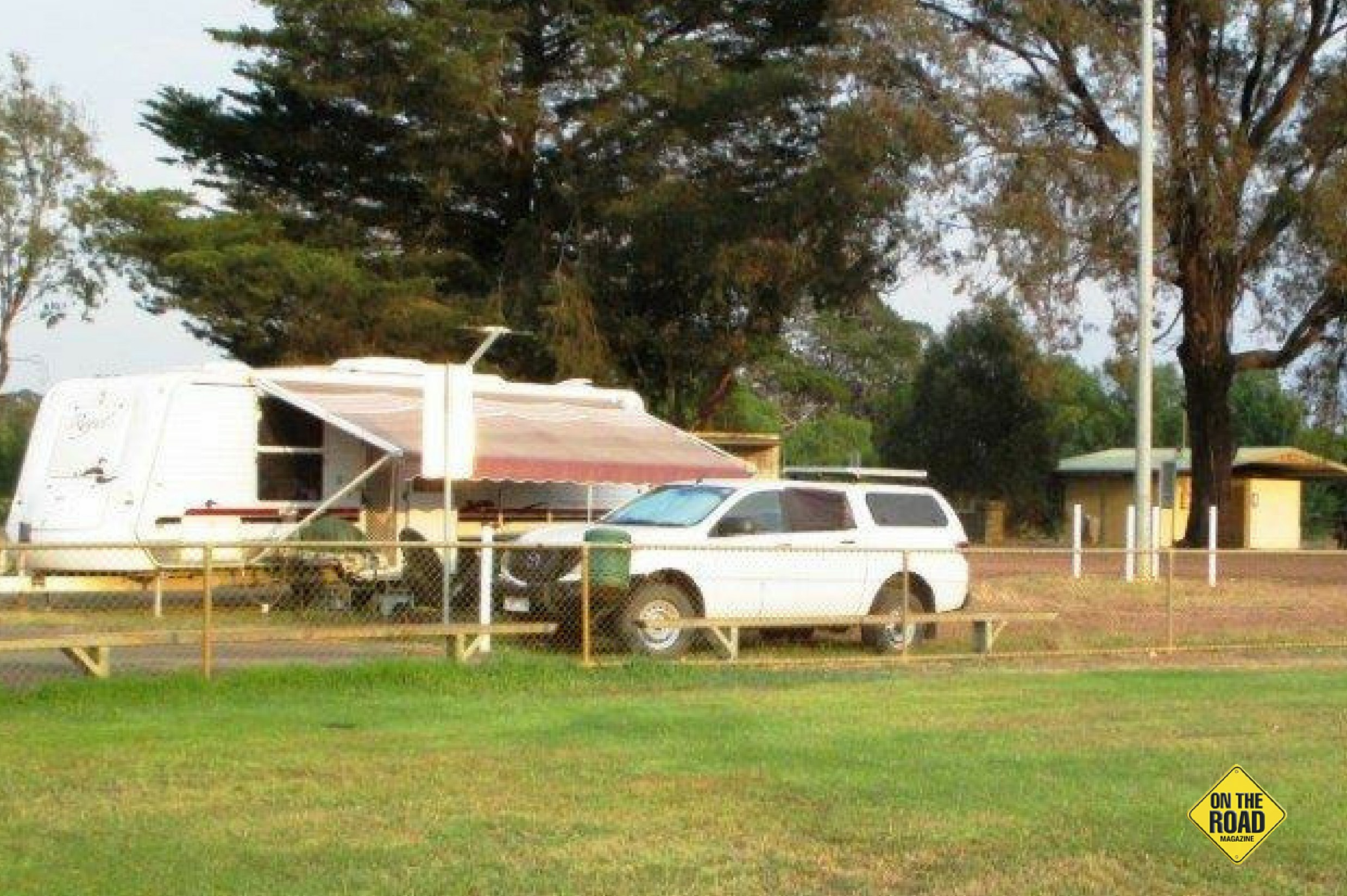 Moyston camping ground