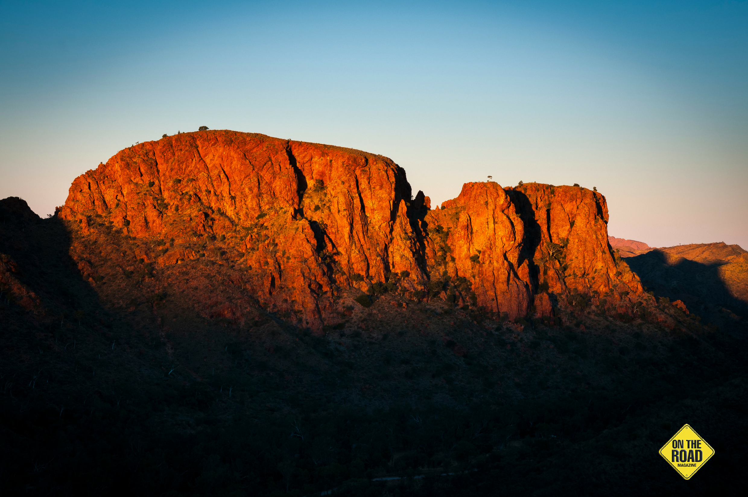 Rock On Top Aussie Viewpoints Anyone Can Climb On The